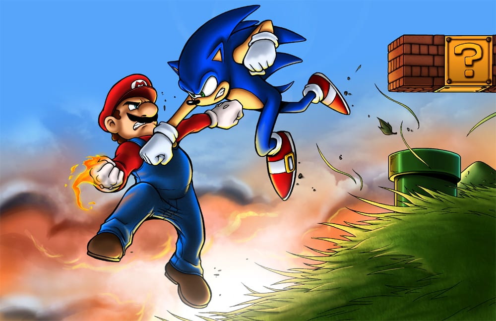 mario_vs_sonic_by_tpollockjr1