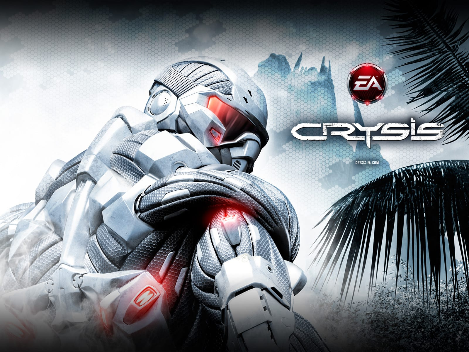 Crysis Box-art