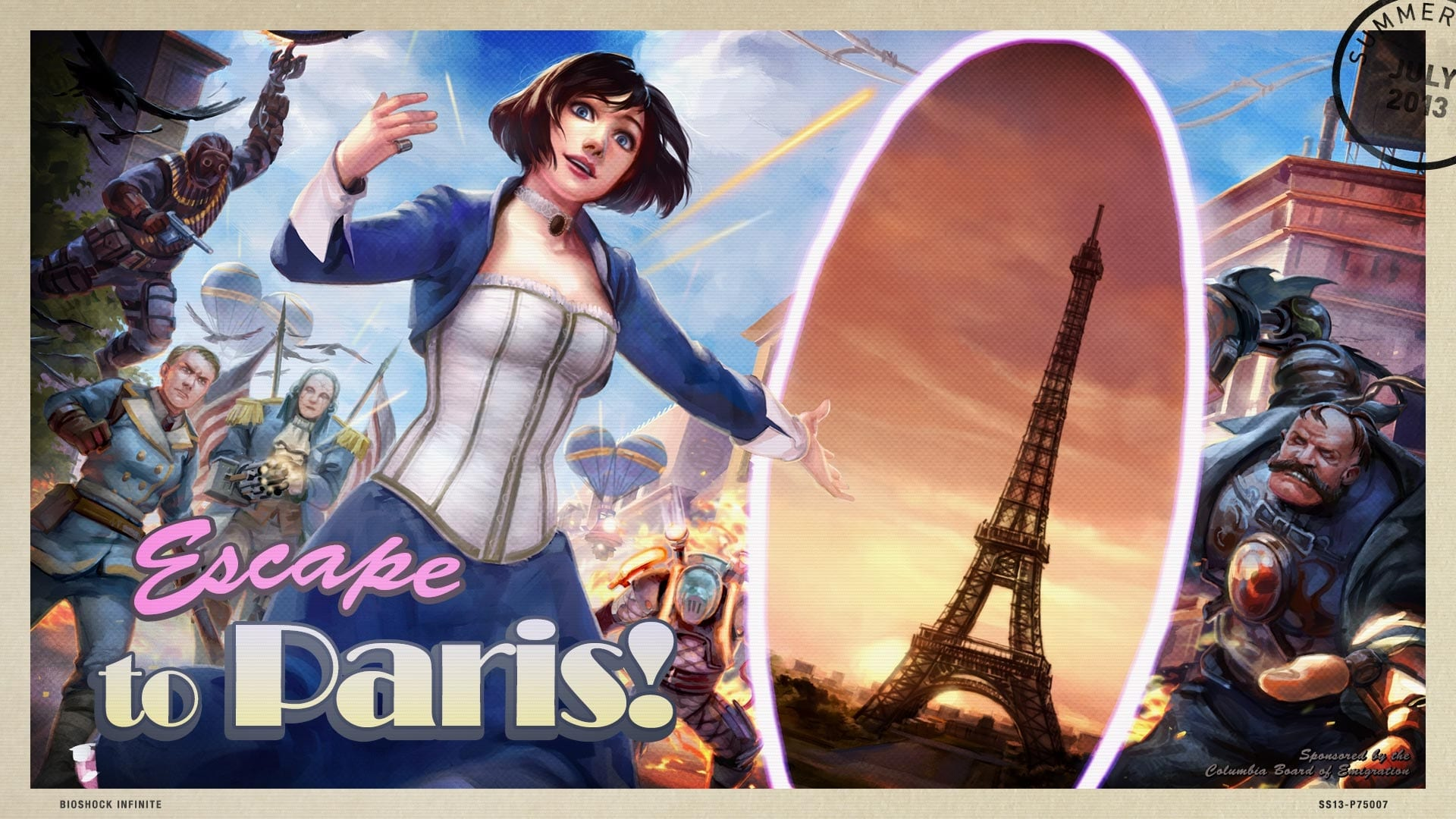 the-2013-steam-summer-getaway-sale-bioshock-infinite-background-and-post-card