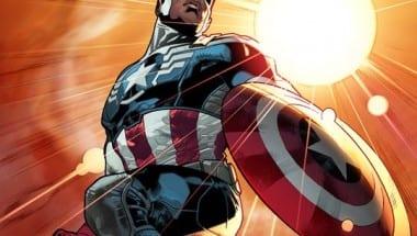 Капитан теперь афроамериканец (Сокол)