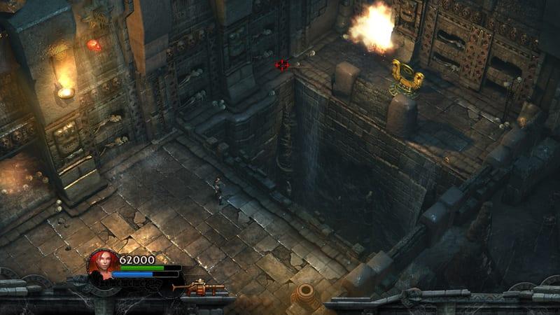Lara Croft and The Guardian of Light screenshot