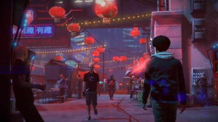 Dreamfall Chapters Europolis chinatown