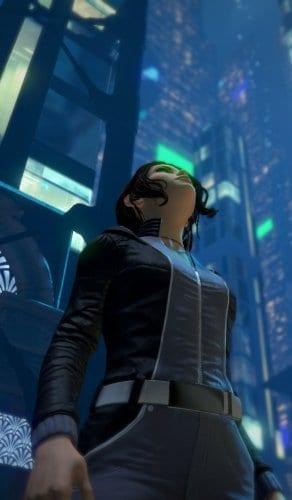 Dreamfall Chapters Zoe 2