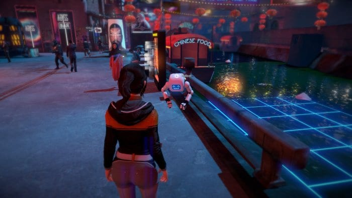 Dreamfall Chapters kidbot