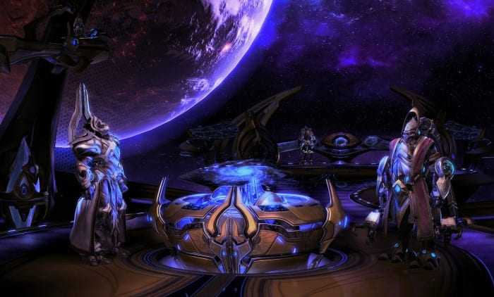 Legacy of the Void screenshot