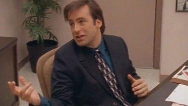 Боб Оденкёрк в «Шоу Ларри Сандерса»