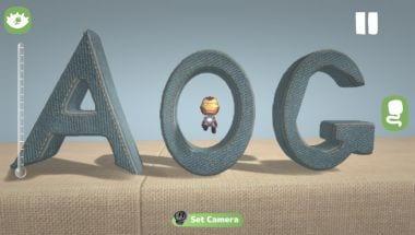 LittleBigPlatet PSVita AoG Logo