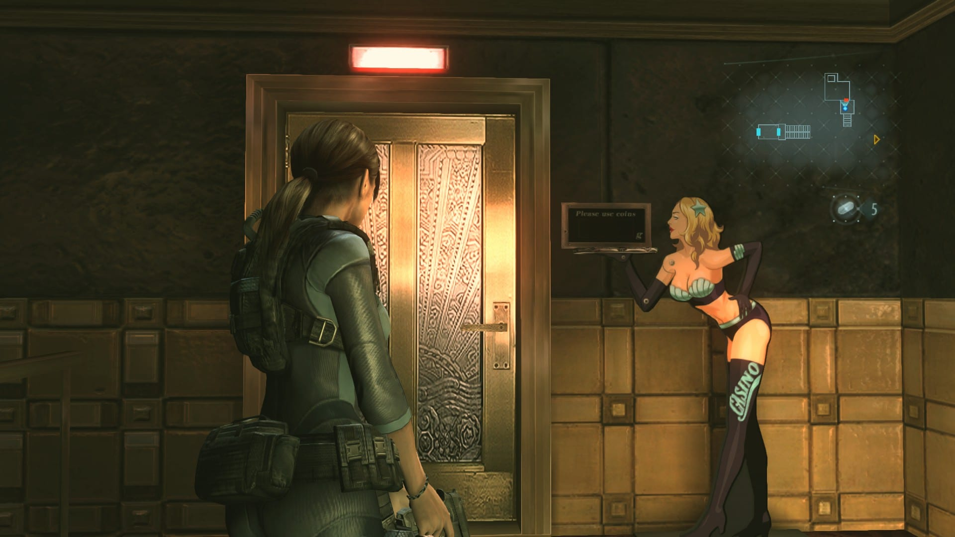 Resident evil revelations фото