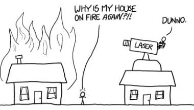 xkcd-lasers