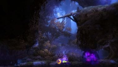 Ori and the Blind Forest Darkness