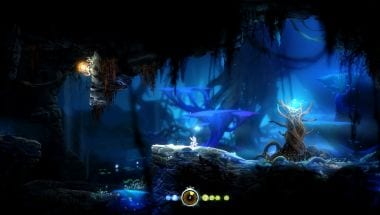 Ori and the Blind Forest Skill Tree