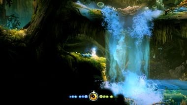 Ori and the Blind Forest Water