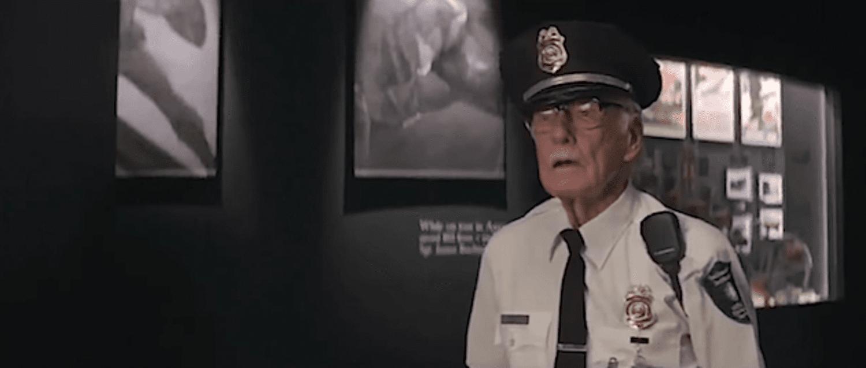 Камео Стэна Ли (Из Капитана Америки: Зимний Солдат)