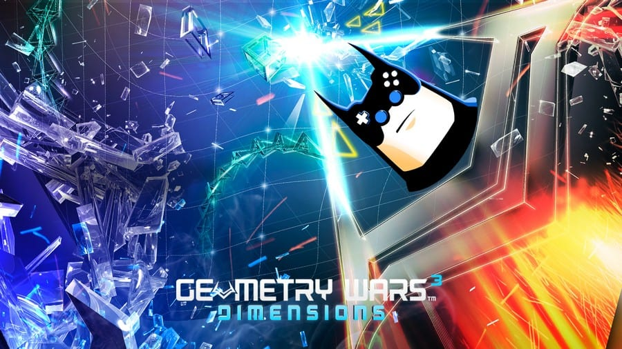 Geometry Wars AoG Cover