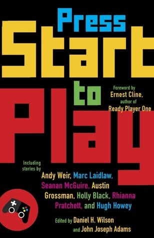 Press Start To Play cover