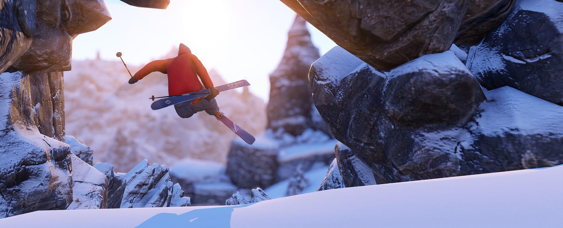 Snow screenshot