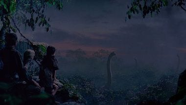 Парк юрского периода - Jurassic Park (1993)