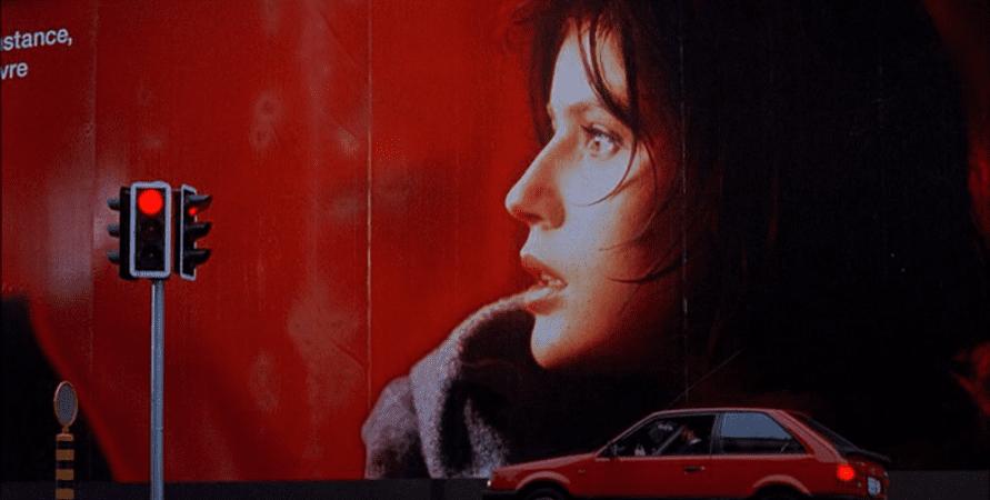 Три цвета Красный - Three Colours Red (1994)
