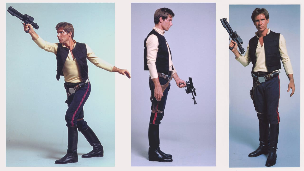 han solo character