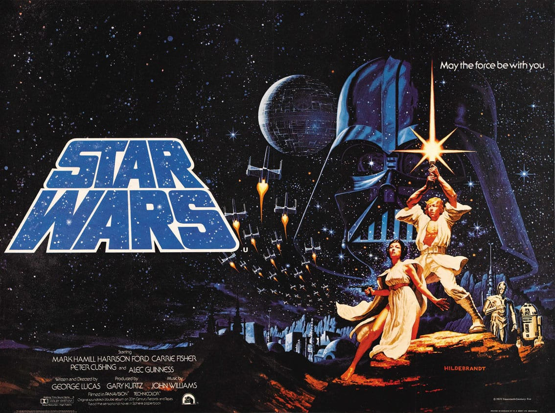 star-wars-episode-4-advance poster