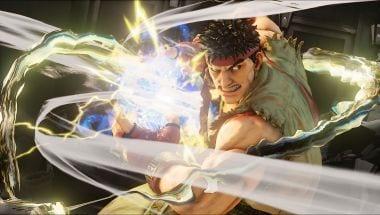 Street Fighter V-release