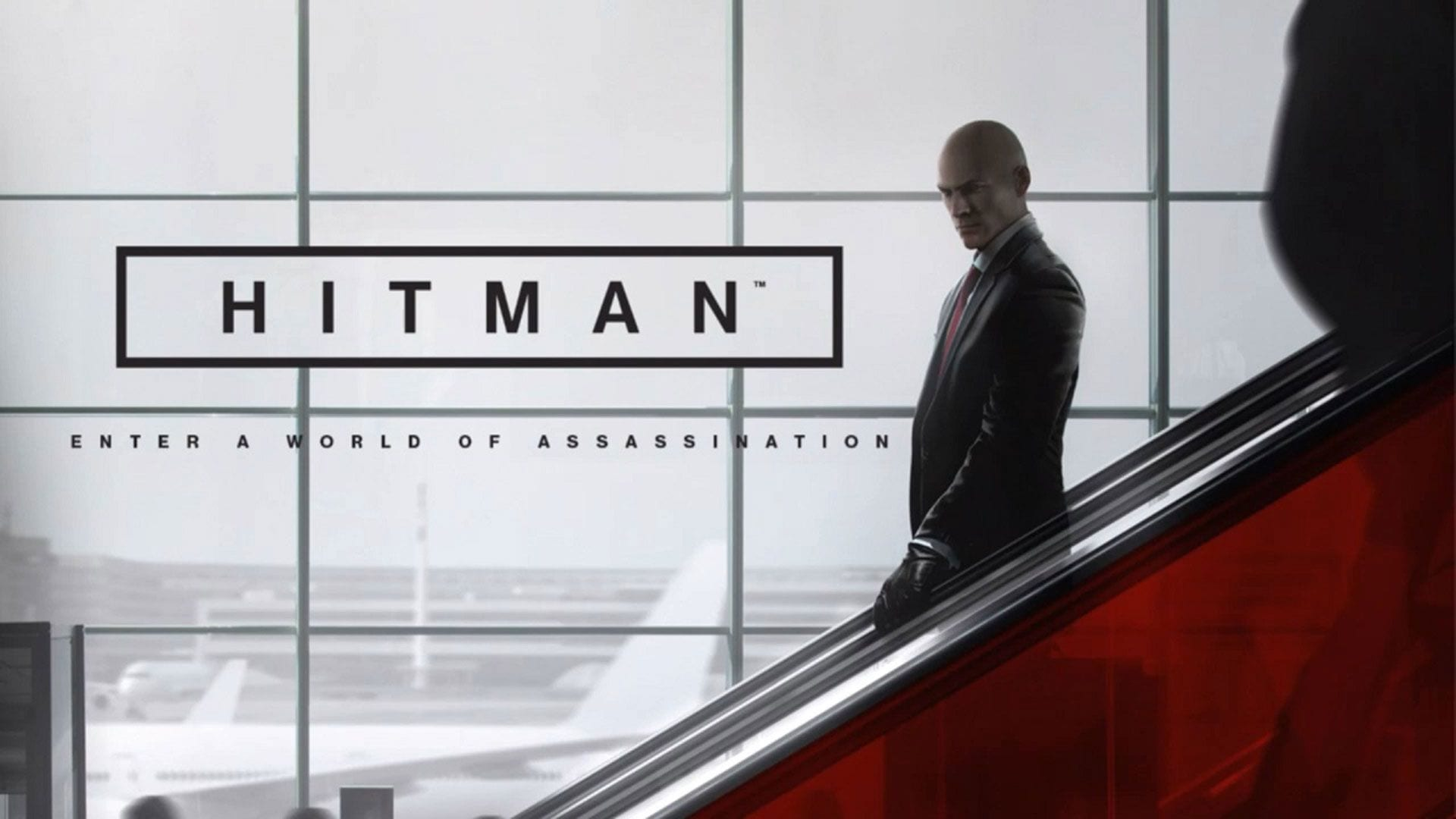 Hitman 2016 background