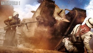 Battlefield 1 screen 6