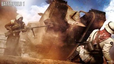 Battlefield 1 screen 6