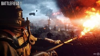Battlefield 1 screen 1