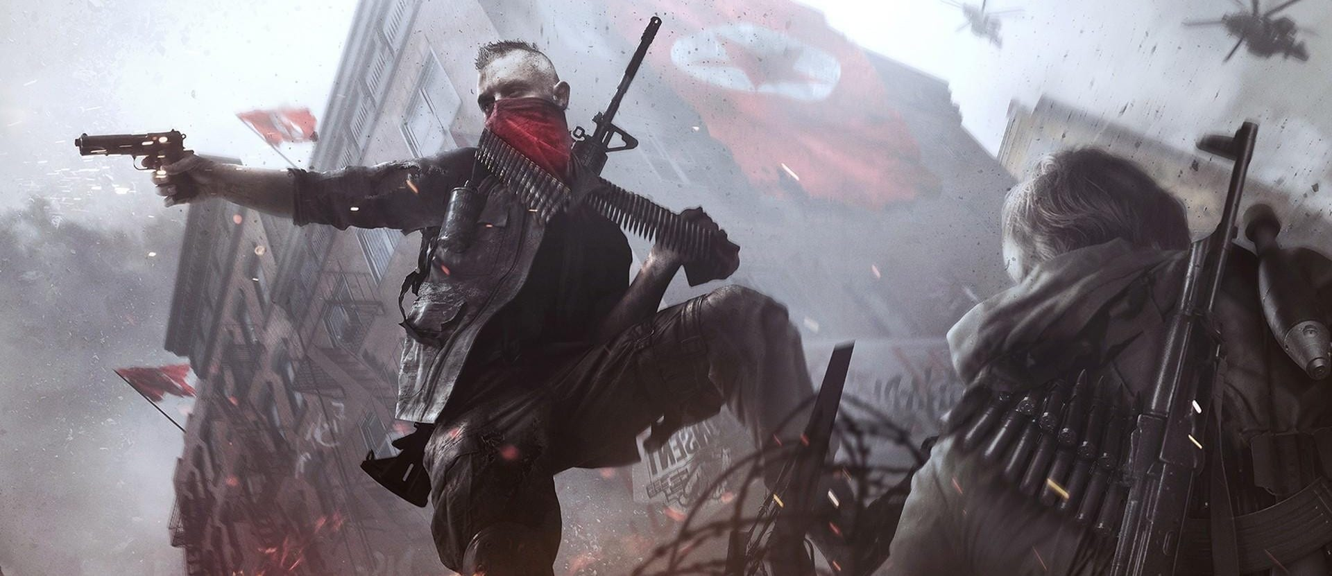 Рецензия на Homefront: The Revolution
