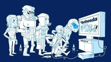 E3 2016 Bethesda