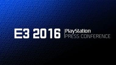E3 2016 Sony