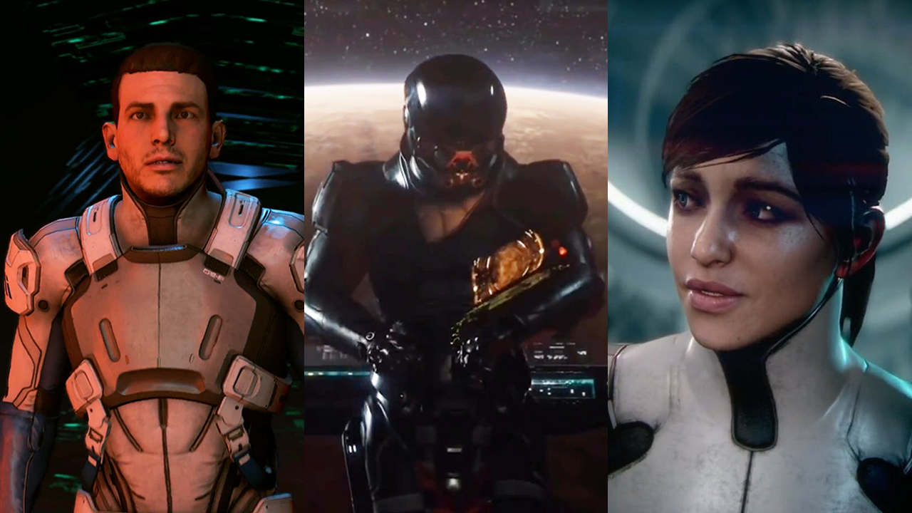 Mass Effect Andromeda's Family