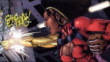 Misty Knight's Arm