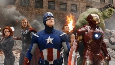 Chitauri Invasion and the Avengers