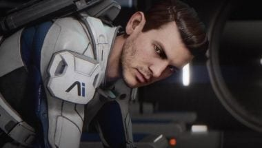 Mass Effect Andromeda Ryder