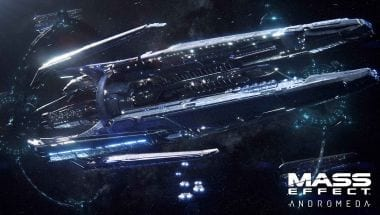 Mass Effect: Andromeda Ark
