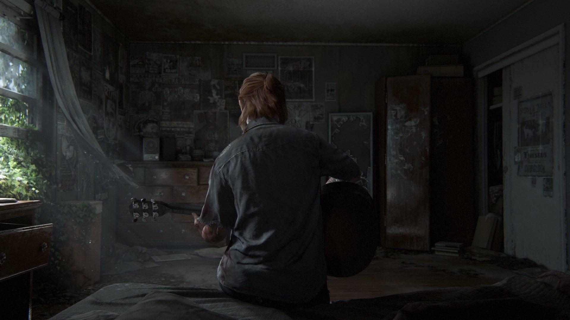 The Last of Us 2. Гадания на трейлере