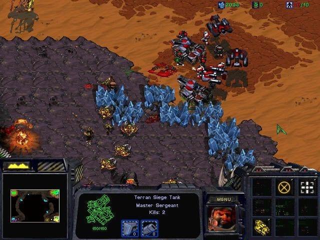 HD-переиздание StarCraft