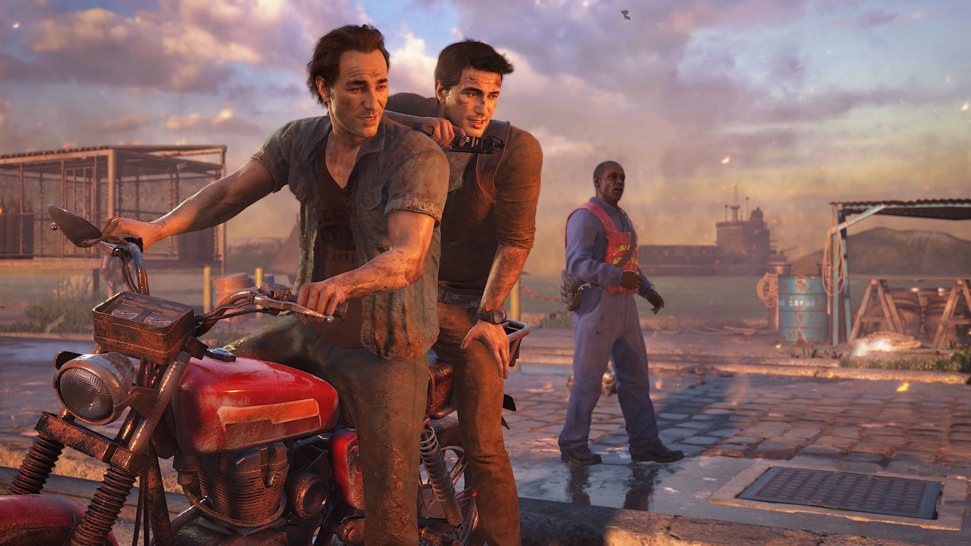 Best Game Uncharted 4