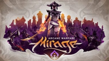 Mirage Arcane Warfare Logo AOG