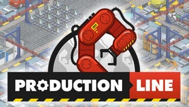 Production line logo