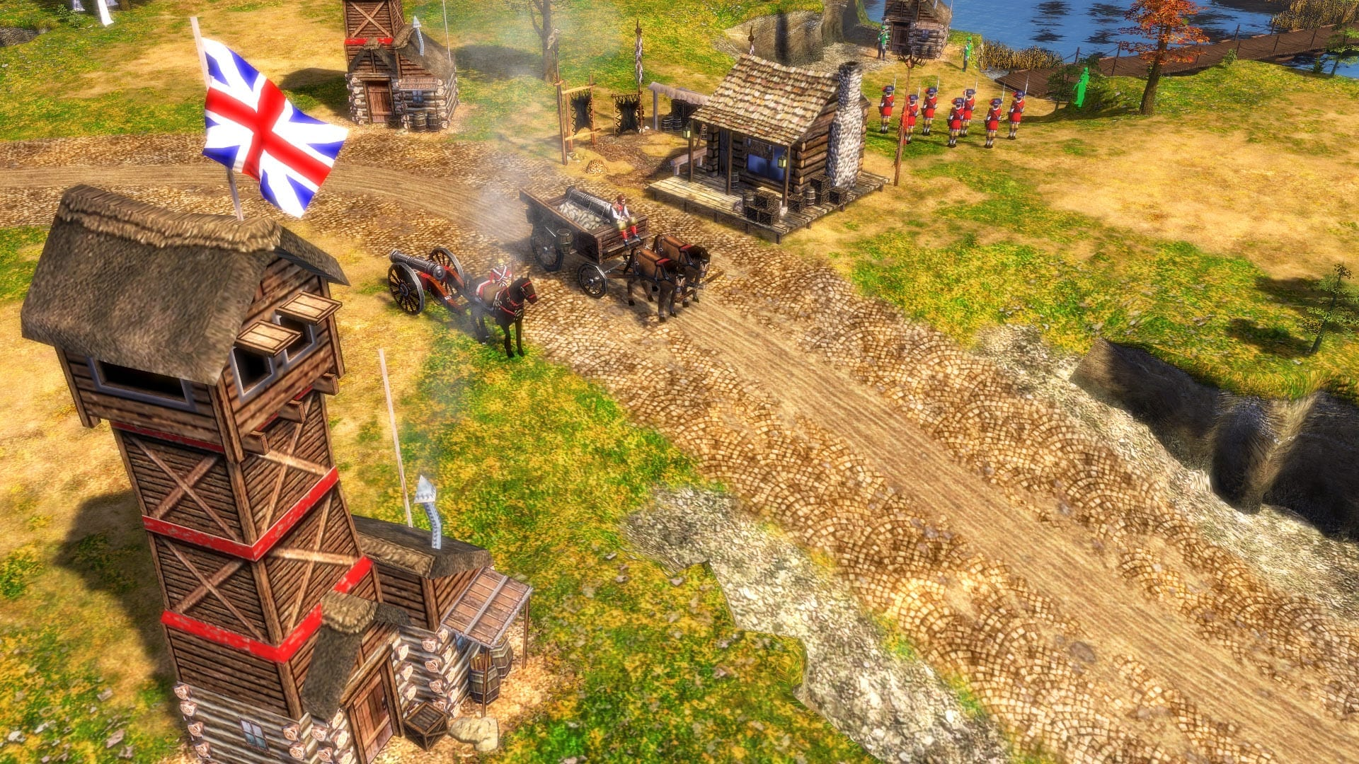 esocommunity age of empires iii tournaments replays - HD1920×1080