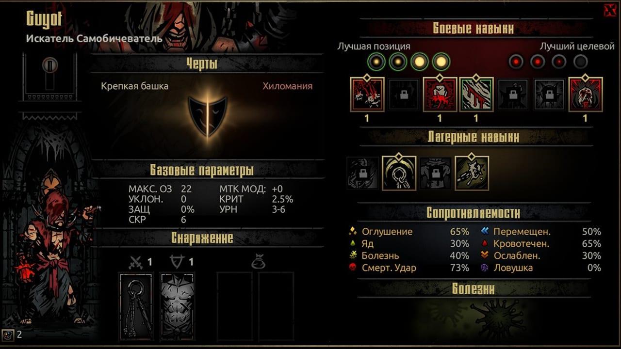 Darkest Dungeon: Crimson Court