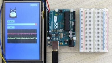 Itead Nextion screen with Arduino