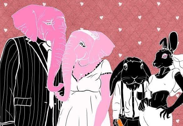 comics comic con russia 2017 розовый слон