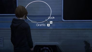 Life is Strange Before the Storm graffiti