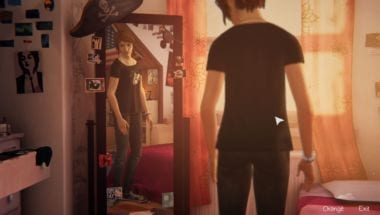 Life is Strange Before the Storm Changing cloth