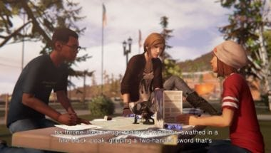 Life is Strange Before the Storm geeks
