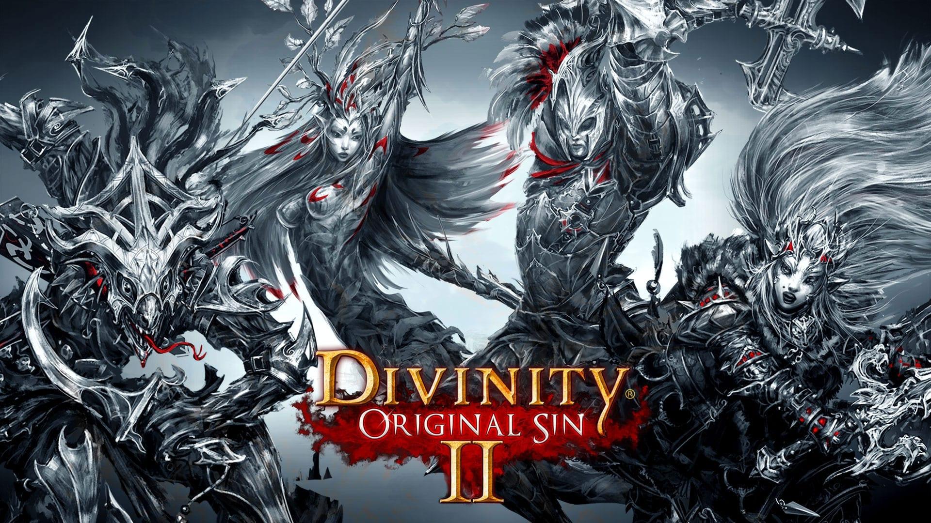 Divinity: Original Sin 2 - logo - art - banner